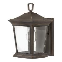 Aplica clasica de exterior Bromley, H-30cm, bronz, 1x60W E27
