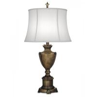 Lampa de bufet XXL City Hall, bronz/alb, H-81cm