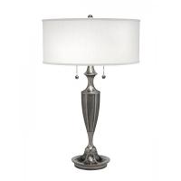 Lampa de bufet XL Gatsby, nichel/alb, H-69cm