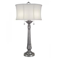 Lampa de bufet XXXL Presidential, argintiu/ivoriu, H-94cm