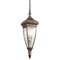 Pendul renascentist Venetian Rain, bronz, IP23, H=70-190cm