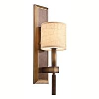 Aplica hol Kichler Celestial, bronz, D:17cm, H:57cm, 1x60W-E14
