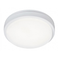 Aplica baie rotunda LED Loki, 15W-LED, D:21cm, IP54