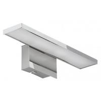 Aplica oglinda LED Louise , L:26cm, crom, IP20