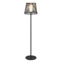 Lampadar exterior Knoxville, H:145cm, IP44, maro