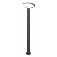 Ministalp LED Bristol, H:80cm, IP54, antracit
