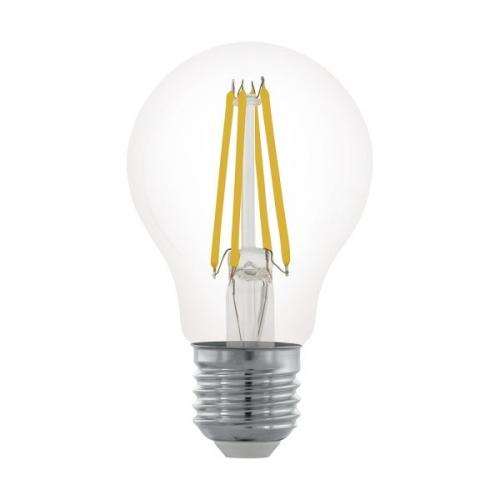 Bec E27-LED A60 6W transparent 2700K 11701 dimmabil