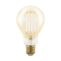 Bec E27-LED A75 4W ambra 1700K Golden Age