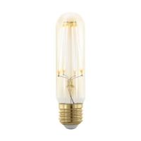 Bec E27-LED T32 4W ambra 1700K Golden Age, dimabil