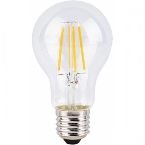Bec filament E27-LED-A60 10W 1050 lm, 2700K-alb cald, 20.000 h, 1586
