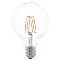 Bec filament E27-LED-G95 7W 850 lm, 2700K-alb cald, 20.000 h, 1598