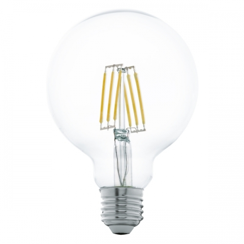 Bec filament E27-LED-G95 7W 850 lm, 4000K-alb neutru, 20.000 h, 1698