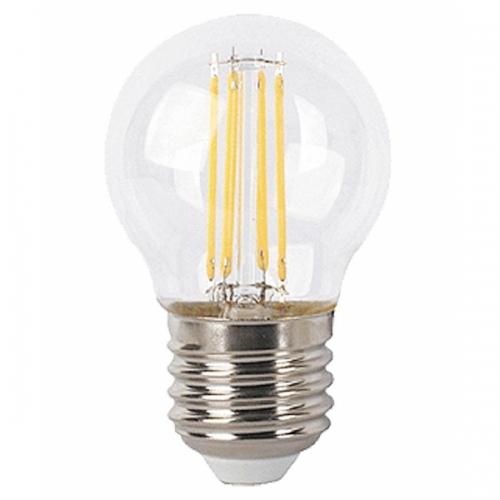 Bec LED filament sferic E27-G45-4W 450lm 2700K-alb cald, 1595