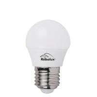 Bec sferic 1615 E27-LED-G45 5W 400 lm, 3000K-alb cald, 25.000h, A+
