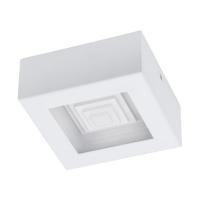 Plafoniera Ferreros 96791, alba, D:14cm, 6,3W-LED, lumina calda, 840lm