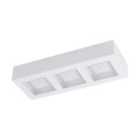 Plafoniera Ferreros 96793, alba, L:37cm, 3x6,3W-LED, lumina calda, 2520lm