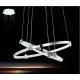 Lustra Nebreda 96639, crom, D:45cm, 3x5,6W-LED, lumina calda, 1580lumeni