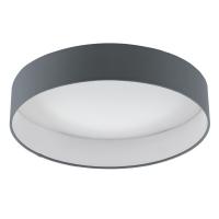 Plafoniera Palomaro 1 96538, antracit, D:40,5cm, 18W-LED, 2000lm, 3000K, lumina alba calda