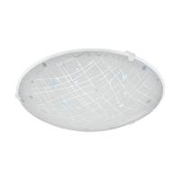 Plafoniera Vereda 96471, alba, D:24,5cm, 11W-LED, 950lm, 3000K, lumina alba calda