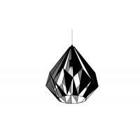 Pendul Carlton 1 49879, negru/argintiu, D:38,5cm
