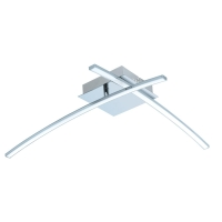 Plafoniera Nevado 96304, crom, L:55cm, 2x6W-LED, 1300lm