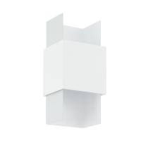 Aplica Ventosa 96637, H:22cm, 2x5,4W-LED GU10, 840lm, alba