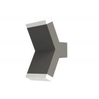 Aplica Cantzo 96706, argintiu, H:22,5cm, 2x4W-LED, 1100lm,