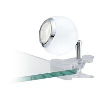 Lampa de birou Bimeda 96839, alba, cu clips