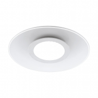Reducta 96934 Eglo, plafoniera rotunda LED Ø380 alb/satin