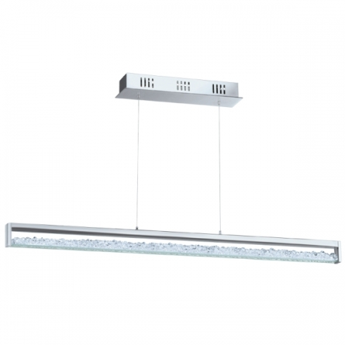Suspensie LED Eglo Cardito 90929 40W LED cristale Asfour