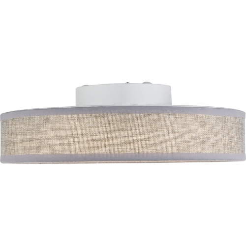 Plafoniera Paco 15185D2, Globo, Gri, D:40cm, LED