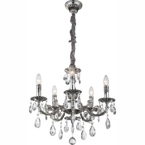 Lustra Candelabru Crown I 64117-5, Globo