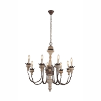 Candelabru Tair 64202-8, Globo english retro gri