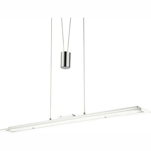 Suspensie LED cu intensitate reglabila prin atingere Tjorven I 68166 Globo