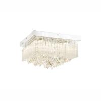 Plafoniera LED cu cristale sintetice Semeru 68512-21 Globo