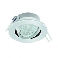 Spot incastrabil alb cu 6W-LED inclus, Ranera 97027 Eglo
