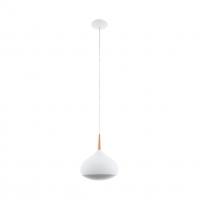 Pendul scandinav inteligent cu LED RGB si lumina alba reglabila, Comba-C 97087 Eglo