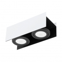 Vidago 39316 Eglo, spot cu 2 LEDuri orientabile, 1020 lumeni