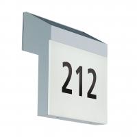 Lunano 97339 Eglo, aplica solara cu numere de casa