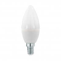 Bec E14-LED lumanare 5,5W 3000K