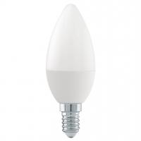Bec smart Relax&Work E14-LED C37 5W 2700K+4000K alb reglabil