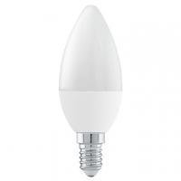 Bec E14-LED C37 6W 470lm 3000K dimabil in trepte 25%-50%-100%