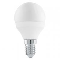 Bec E14-LED P45 6W 470lm 3000K dimabil in trepte 25%-50%-100%