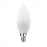Bec E14-LED lumanare 5,5W 3000K cu intensitate variabila