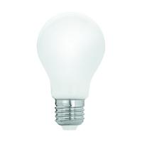 Bec Milky E27-LED-A60 5W OPAL 2700K cu balon de sticla opal