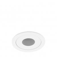 Tonezza 5 61591 Eglo, spot LED incastrat fanta rotunda 1X6W 3000K