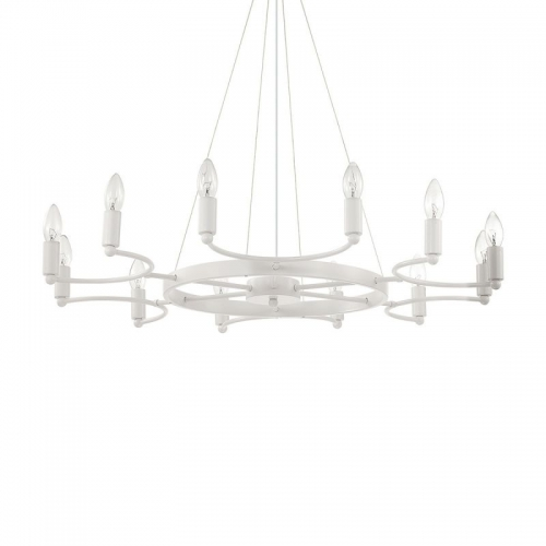 Candelabru Space Sp12 Bianco 165080