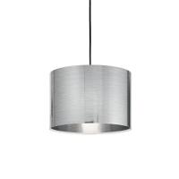 Pendul modern Foil Sp1 Medium Alluminio 153704, D:30cm