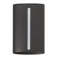 Aplica minimalista din inox negru IP54 cu fanta verticala, Baltimore 8730