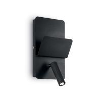 Lampa de citit cu USB, LED reader si intrerupator, Read Ap1 Nero 176550